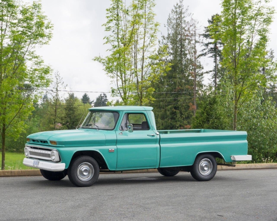 Members Vehicles 1966 Chevrolet C 10 Pick Up